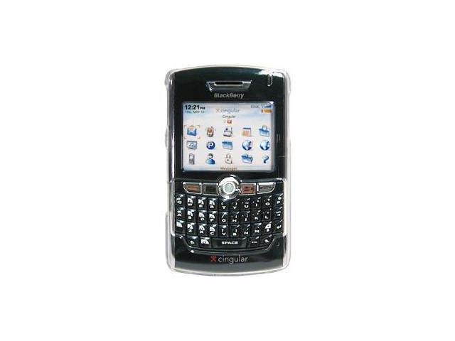Amzer Clear Snap On Crystal Hard Case For BlackBerry 8820,BlackBerry 8830