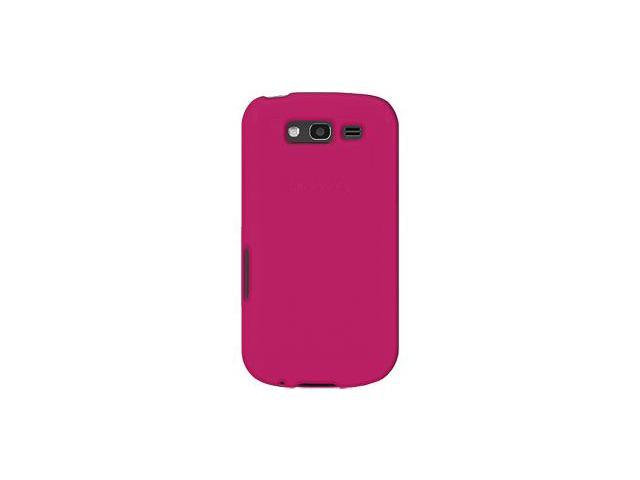 Amzer Silicone Skin Jelly Case - Hot Pink For Samsung Galaxy S Blaze 4G SGH-T769
