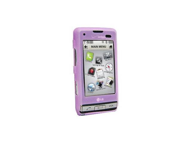 Amzer Polished Blue Snap On Crystal Hard Case For Nokia 6300