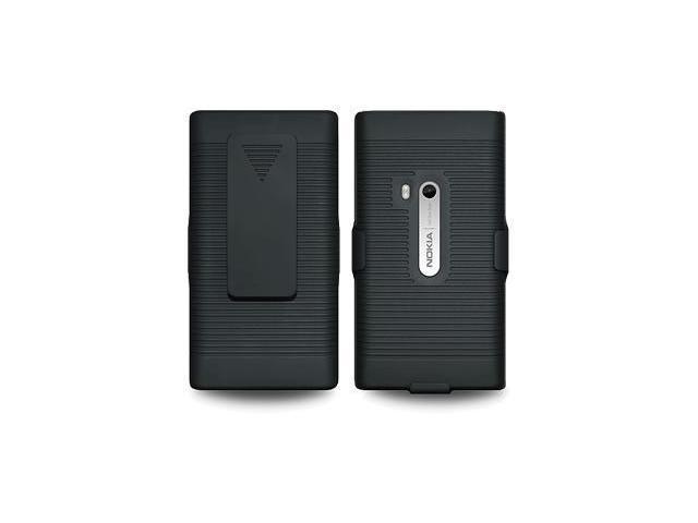 Amzer Shellster® - Black For Nokia N9