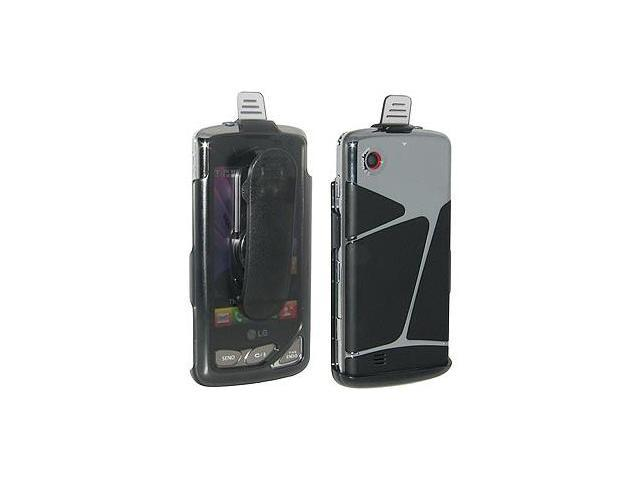Amzer Holster Belt Clip - Black For LG Chocolate Touch VX8575