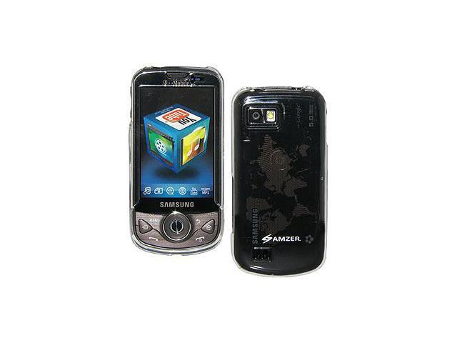 Amzer Mirror Screen Protector with Cleaning Cloth For Garmin Nuvifone G60