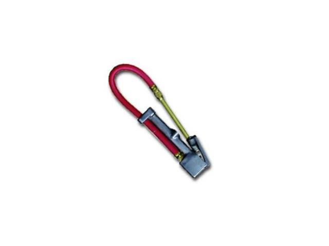 S516 Straight Foot with Lock-On Inflator Tire Gauge