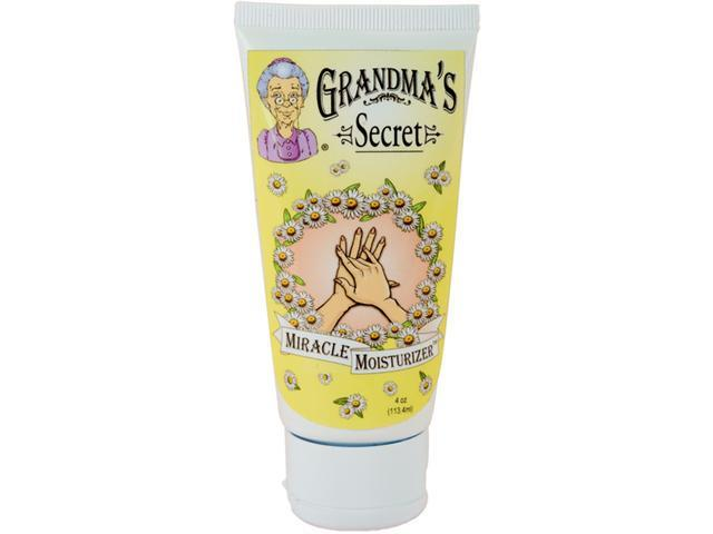 Grandma'S Secret Miracle Moisturizer-4 Ounces