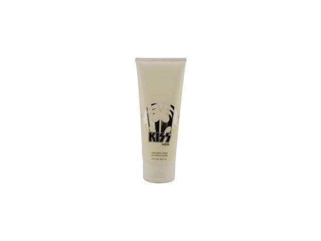 KISS HER by Kiss BODY LOTION 6.7 OZ for WOMEN