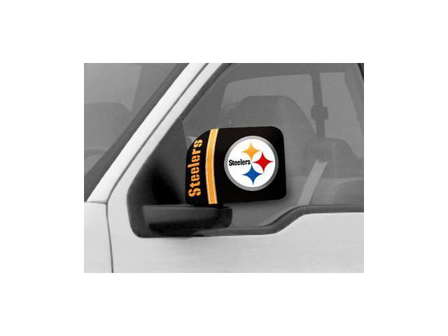 Nfl - Pittsburgh Steelers Large Mirror Cover