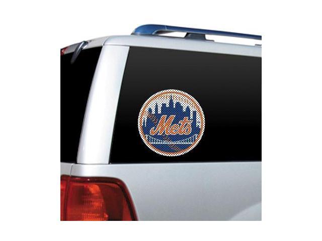 New York Mets -Diecut Window Film