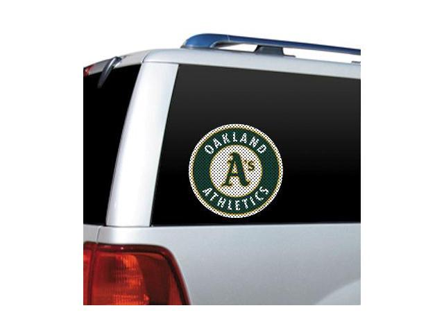 Oakland Athletics -Diecut Window Film
