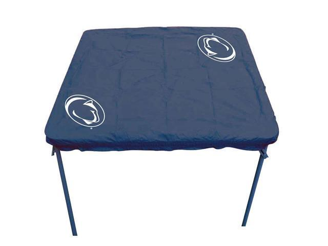 Penn State Card Table Cover -Penn State Table Cover