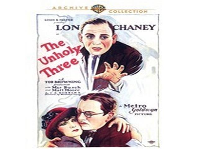 Unholy Three, The (1925)