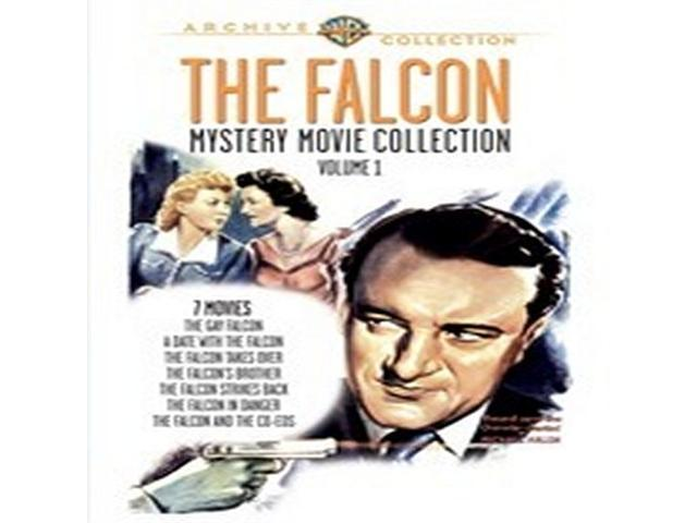 Falcon Mystery Movie Collection, The Volume 1