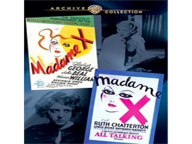 Wac Double Features: Madame X (1929 / 1937)