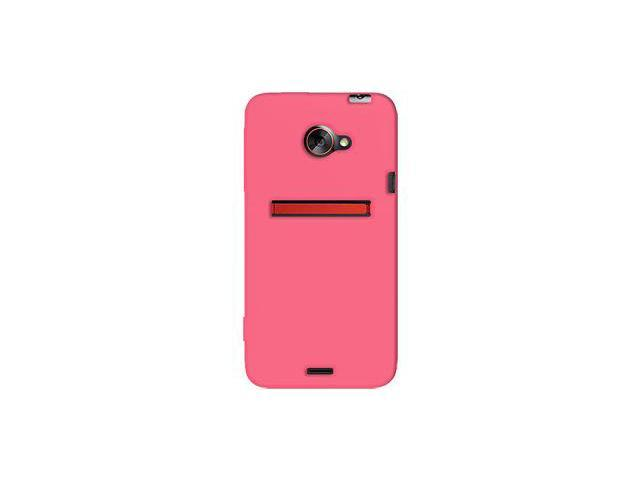 Amzer Silicone Skin Jelly Case - Baby Pink For HTC EVO 4G LTE