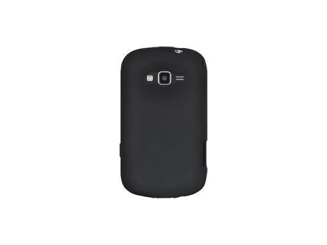 Amzer Silicone Skin Jelly Case - Black