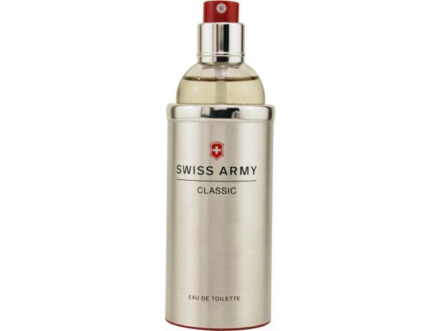 Swiss Army - 3.4 oz EDT Spray (Tester)