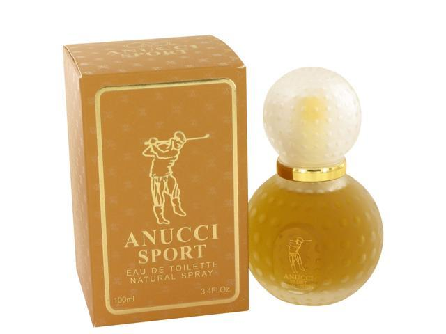 Anucci Sport by Anucci Eau De Toilette Spray 3.4 oz for Men- 467613