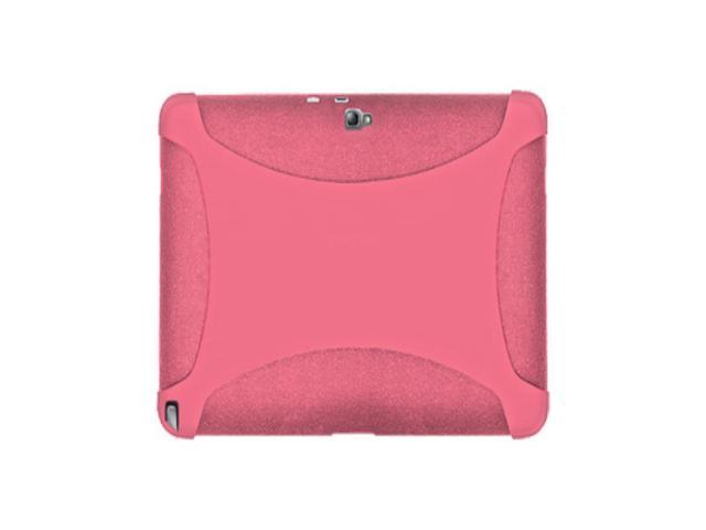 Amzer Silicone Skin Jelly Case - Baby Pink For Samsung Galaxy Note 10.1 GT-N8000,Samsung Galaxy Note 10.1 GT-N8013