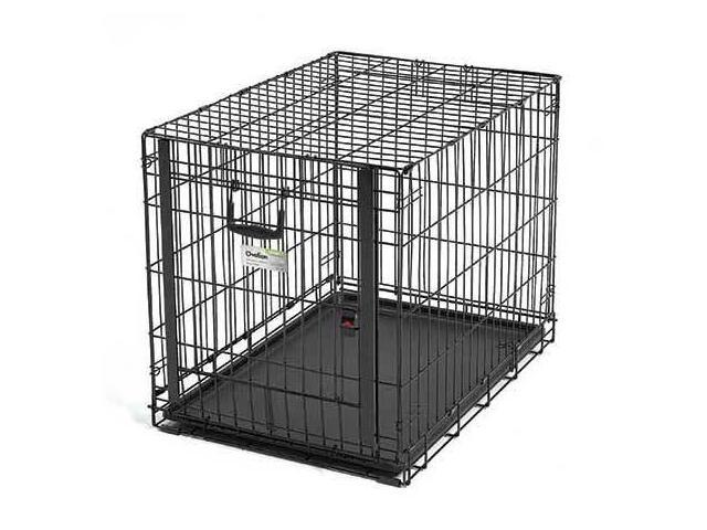 Ovation Crate W/ Up & Away Door for Dog,  Size: 31  X 22  X 24