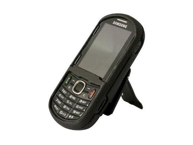 Body Glove - Snap-On Case with clip for Samsung R580, Restore M570, Profile, M575 - Black