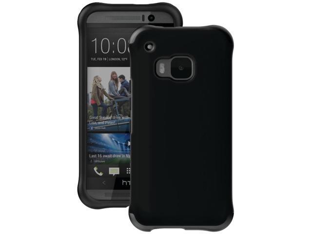 BALLISTIC UR1606-A91N HTC(R) One (M9)(TM) Urbanite(TM) Case (Black Soft Touch/Black)
