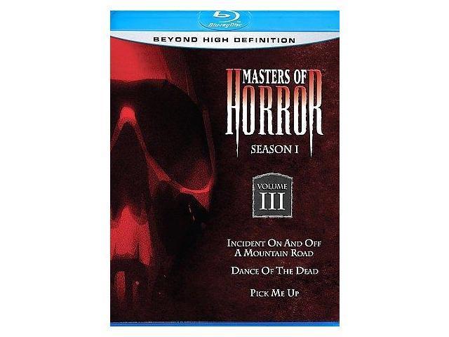 Masters of Horror: Season 1, Volume 3