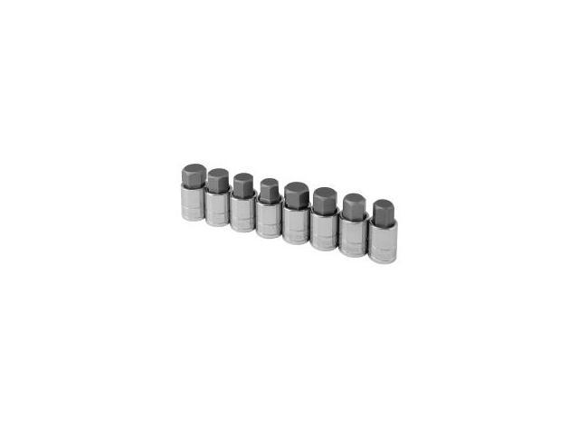 Titan 16158 8pc Large SAE/MM Hex Set