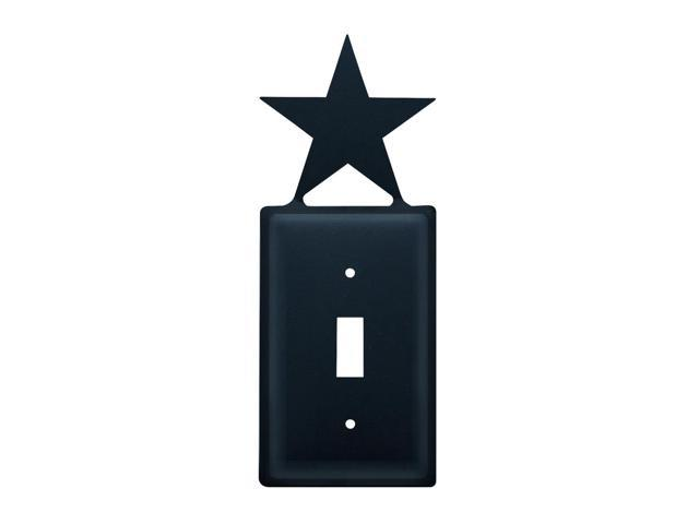 Village Wrought Iron ES-45 Star Switch Cover