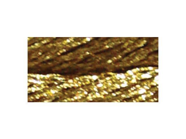 Sullivans Metallic Pearl Floss-Light Gold