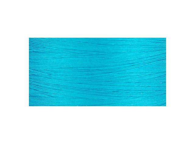 Natural Cotton Thread Solids 876 Yards-Aqua Marine