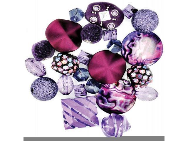 Inspirations Beads 50g-Orchid