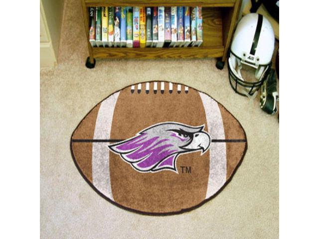 Fanmats 00586 University Of Wisconsin-Whitewater Football Rug