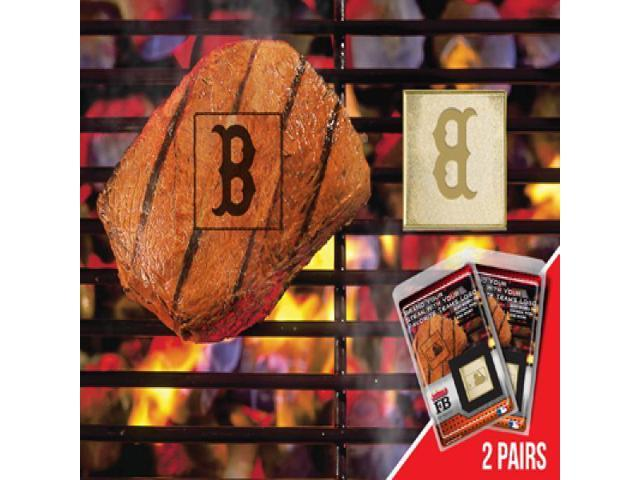 Fanmats 13174 MLB - Boston Red Sox  Fanbrand 2 Pack