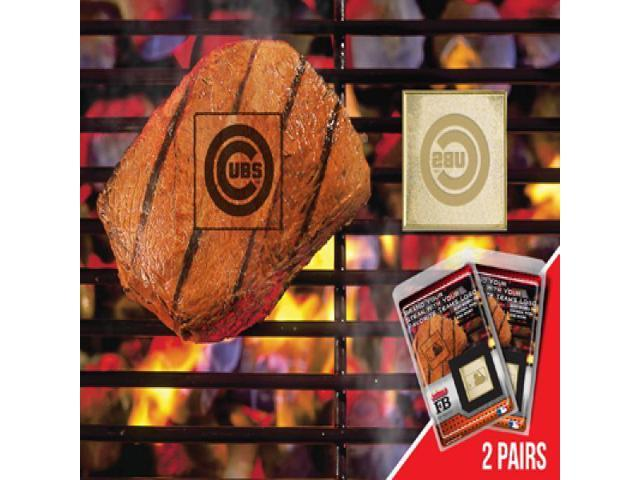 Fanmats 13170 MLB - Chicago Cubs  Fanbrand 2 Pack