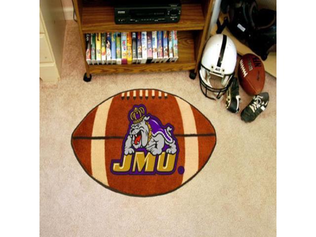 Fanmats 00965 James Madison University Football Rug