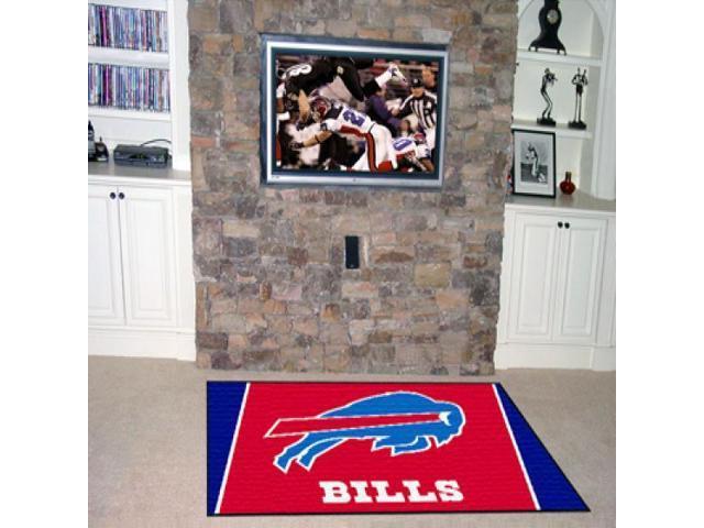 Fanmats 06562 Nfl - Buffalo Bills 5 X 8 Rug