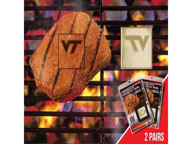 Fanmats 13165 Virginia Tech  Fanbrand 2 Pack