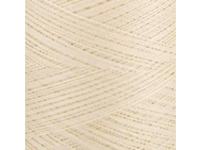 Natural Cotton Thread Solids 3,281 Yards-Cream