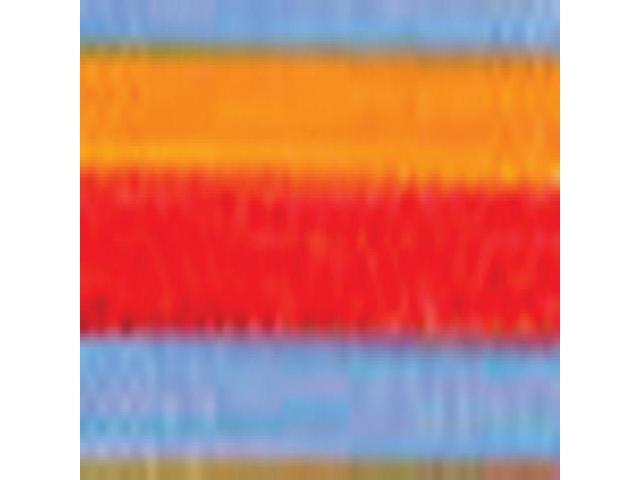 Madeira Rayon Thread Size 40 200 Meters-Red/Gold/Blue