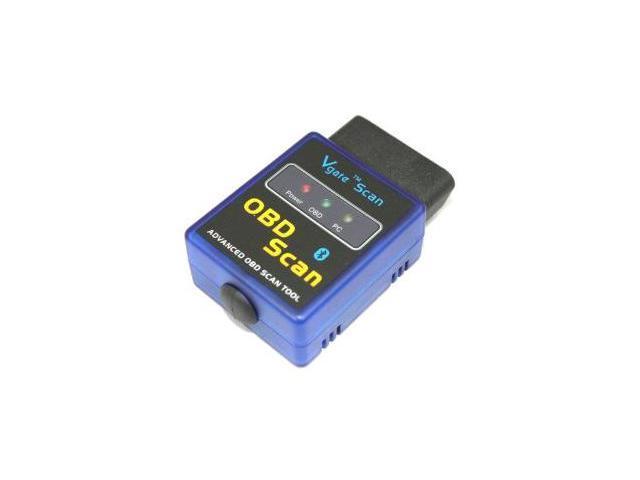 Mini Small ELM327 OBD-II OBD2  Bluetooth Adapter V1.4B Auto Diagnostic Scanner