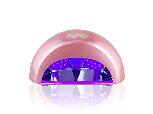 MelodySusie 12W LED Nail Dryer   Nail Lamp Curing LED Gel Nail  Polish,Professional For