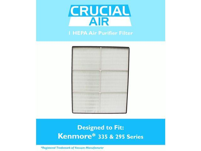 kenmore air purifier. kenmore hepa air purifier filter fits models 83353 and 83374; compare to