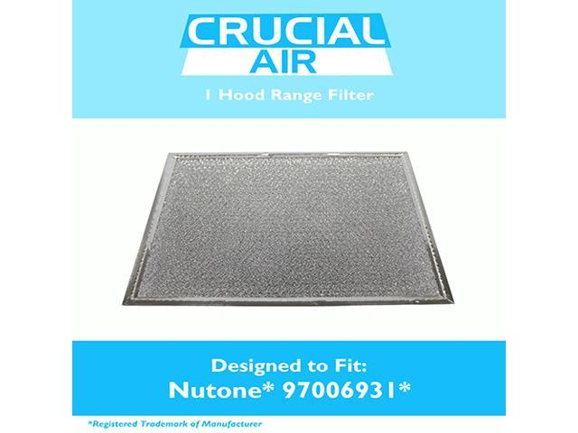Nutone aluminum hood vent filter part 97006931 for Alpine cuisine bs 400 propane burner