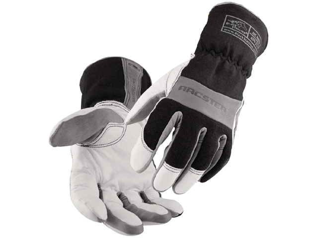 Revco Black Stallion  A60 Arcster Grain Kidskin Arc Welding Gloves, XX-Large