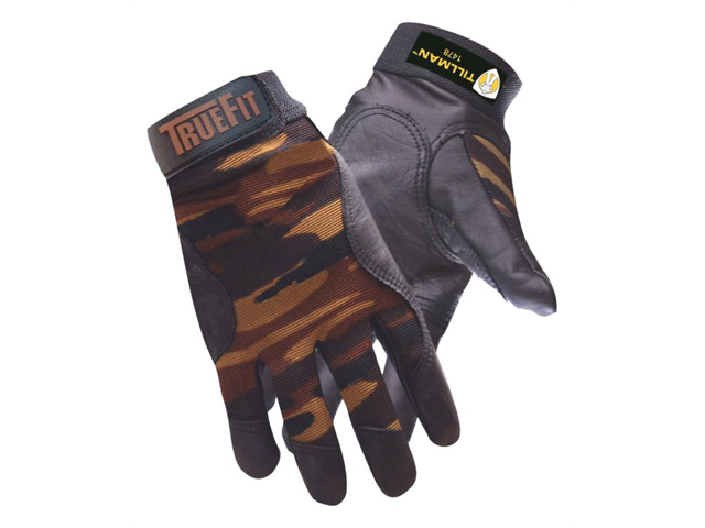 Tillman 1478 True Fit Premium Top Grain Cowhide Performance Work Glove, Small