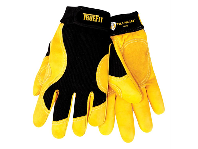 Tillman 1475 True Fit Premium Top Grain Cowhide Perform. Work Gloves, 2X-Large