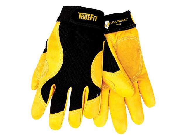 Tillman 1475 True Fit Premium Top Grain Cowhide Perform. Work Gloves, 2X-Large