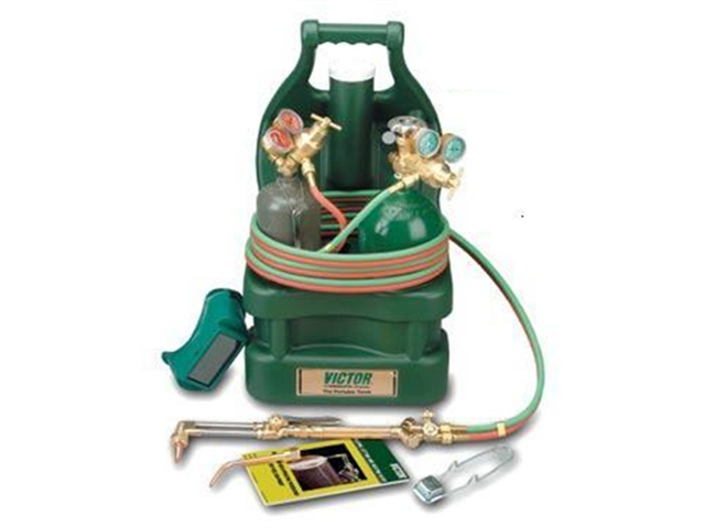 Victor Portable Cutting Torch Kit for Welding Outfit 0384-0936