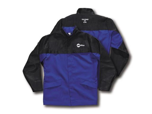 Miller 231085 Combo Welding Jacket, 3X-Large