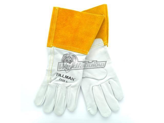 Tillman 1328 Top Grain Goatskin TIG Welding Gloves 4