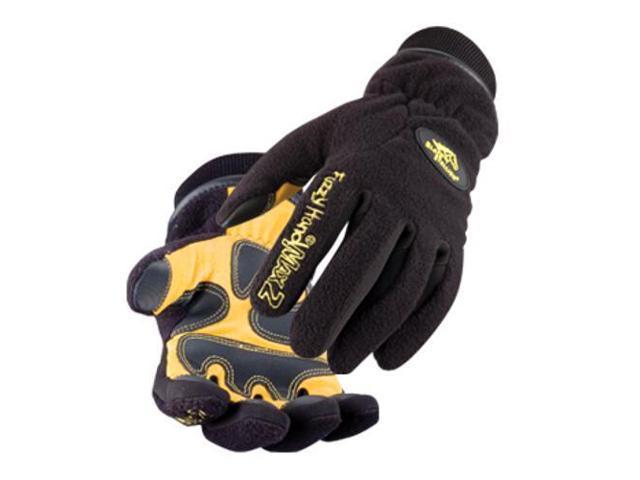 Revco Black Stallion 15FH-MAX2 Fleece/Grain Pigskin Waterproof Gloves, Small